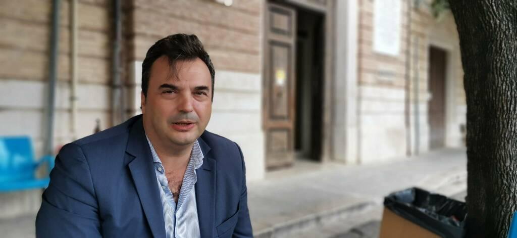 Pino Puchetti sindaco Larino