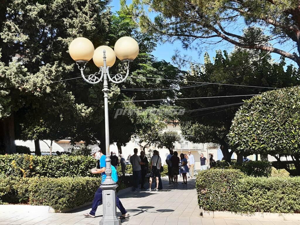 Scrutinio elettorale Montenero 2020