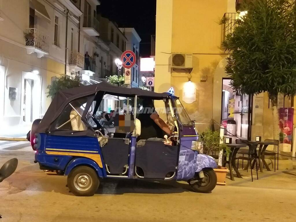 Taxi alternativo Termoli