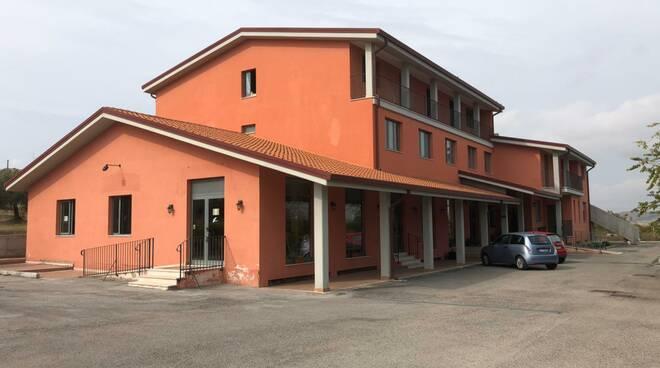 villa adriatica portocannone