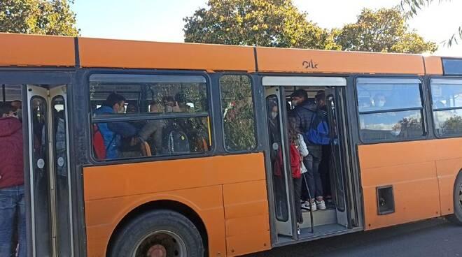autobus pieno termoli
