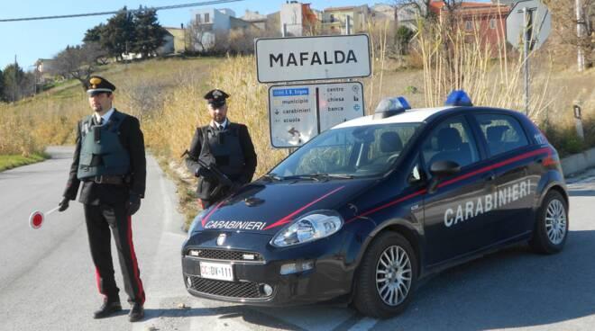 carabinieri mafalda