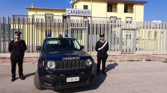 carabinieri trivento buona