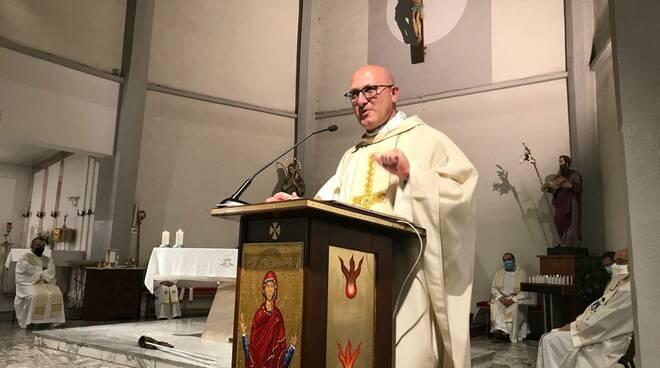 don mario colavita 25 anni sacerdozio chiesa san rocco petacciato