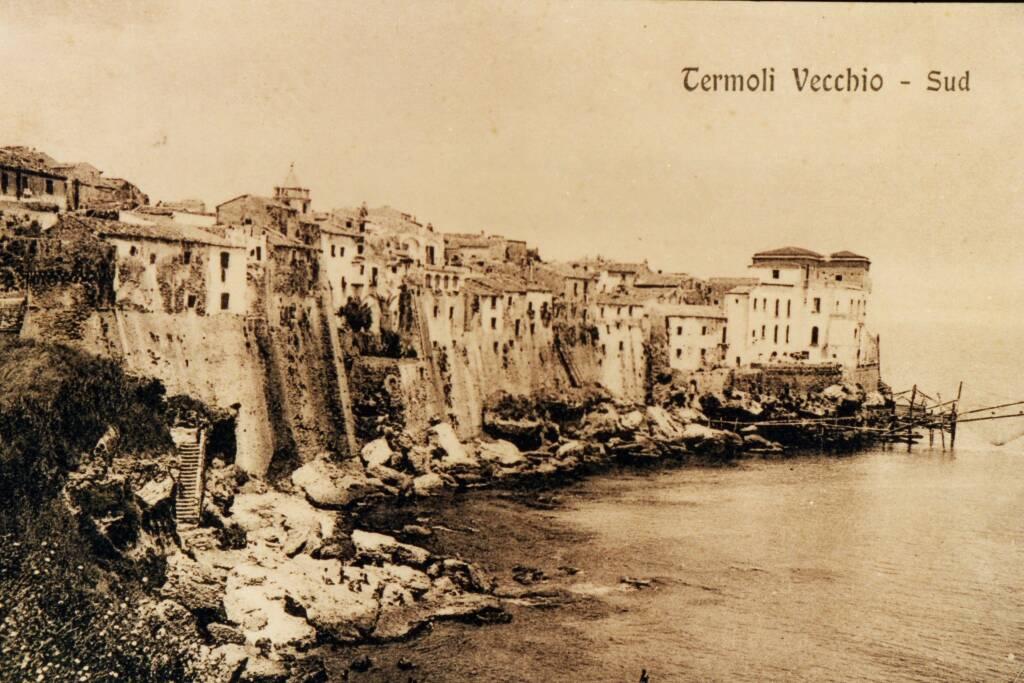 Foto storiche trabucchi termoli