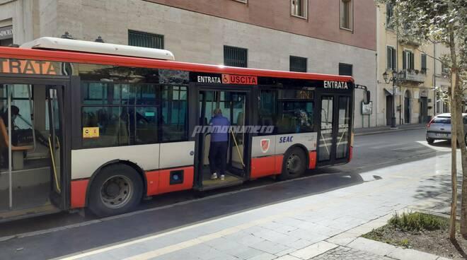 Seac autobus Campobasso