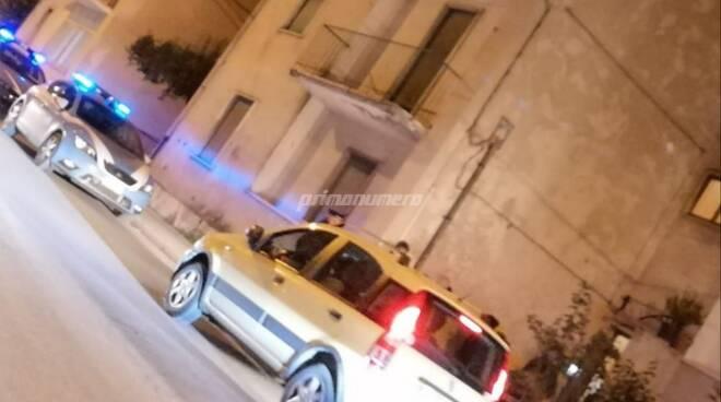 Polizia via Tiberio