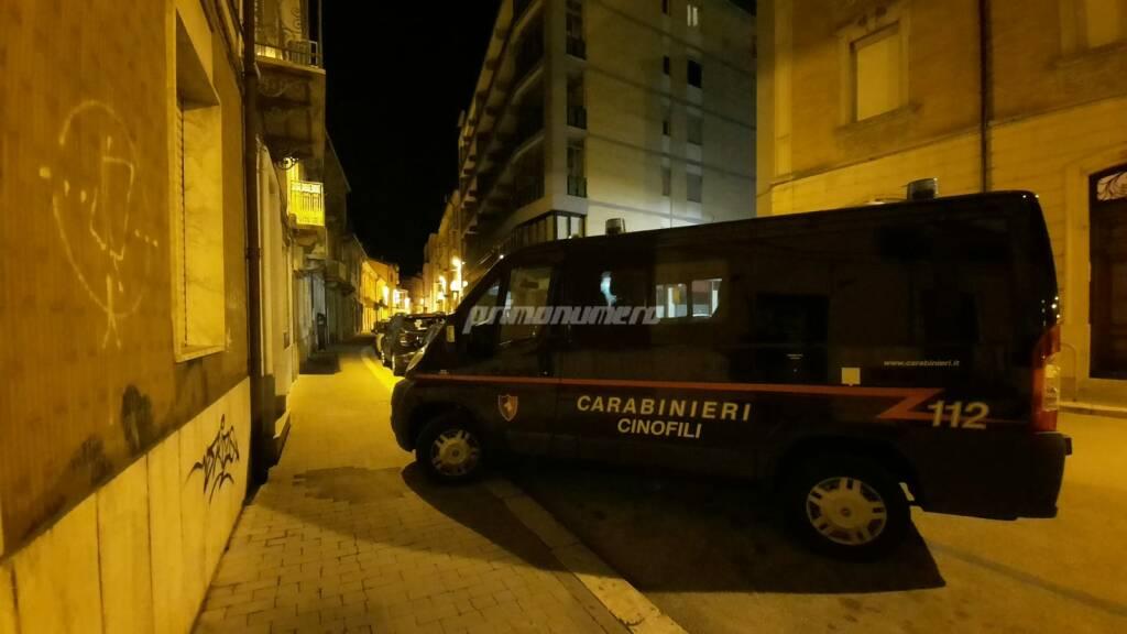 Operazione Carabinieri droga Campobasso,