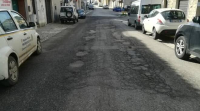 strade Riccia