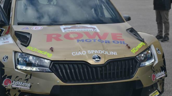 Giuseppe Testa Rally del Molise