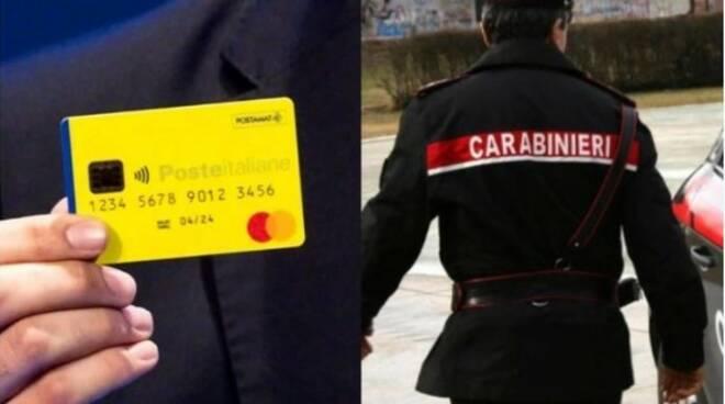 reddito cittadinanza carabinieri