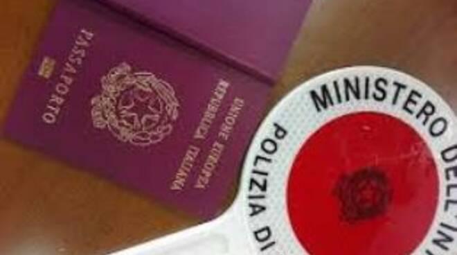 passaporto Polizia Campobasso
