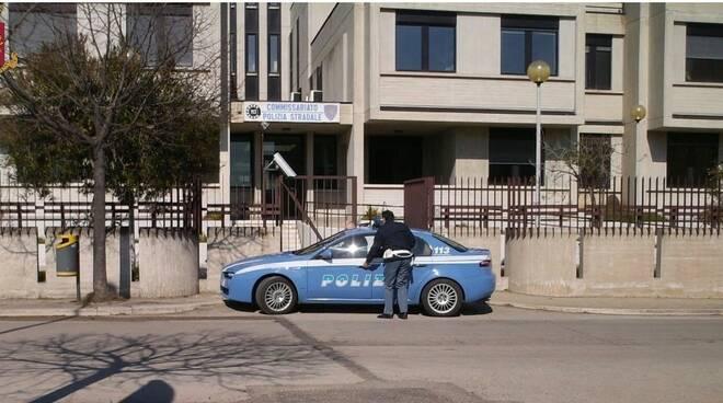 polizia commissariato termoli