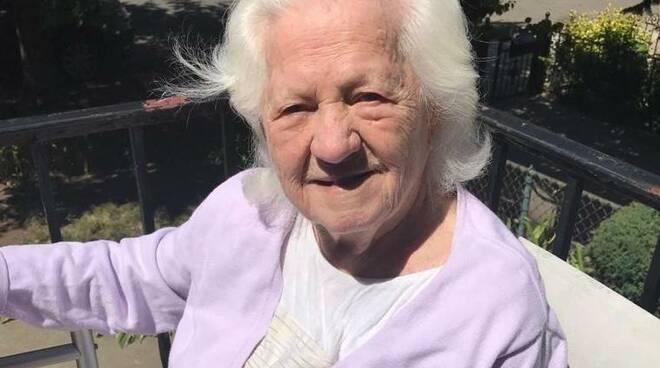 nonna Anna 105 anni