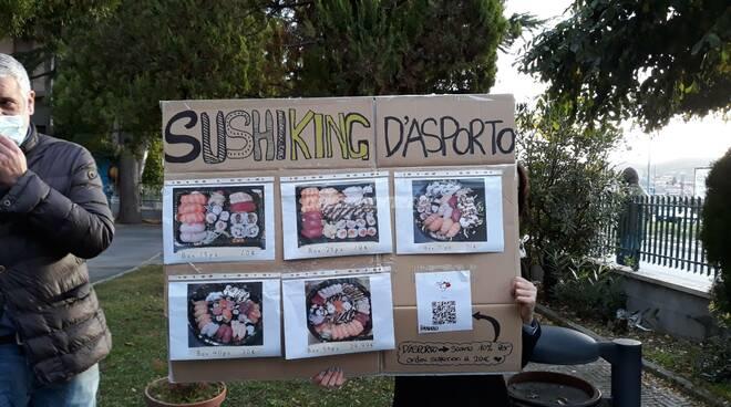 Protesta commercianti Campobasso