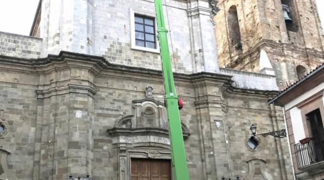 Orologio Chiesa Madre Guglionesi