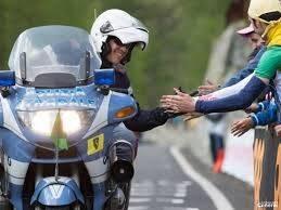 polizia stradale giro d'italia
