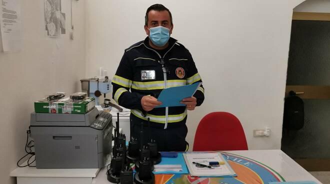 Protezione Civile odv s. Antonio Guglionesi
