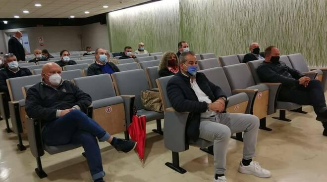 riunione sindaci regione ricostruzione post sisma