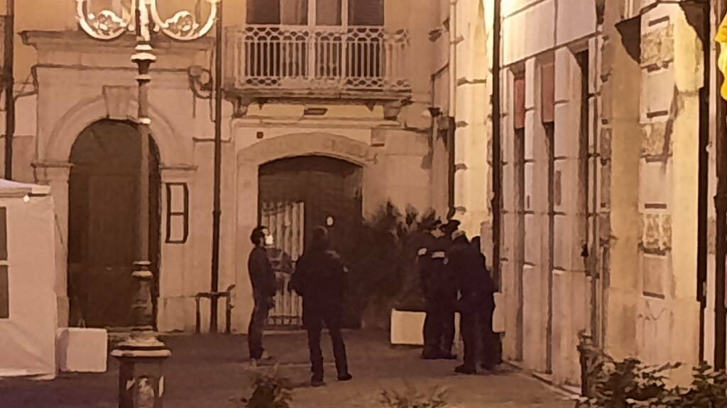 carabinieri droga centro storico campobasso