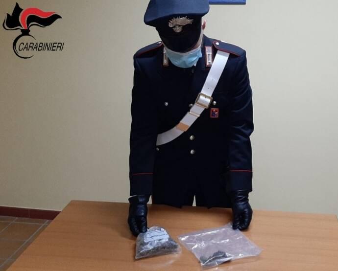 Carabinieri larino droga