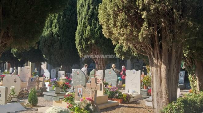 Cimitero 2 novembre 2020