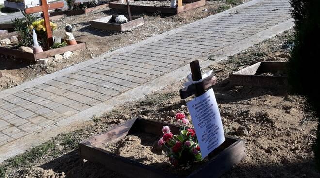 Cimitero Campobasso blocco E