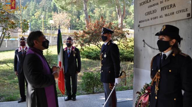 commemorazione defunti polizia