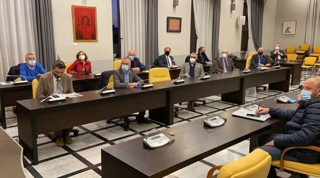 Consiglio comunale novembre 2020 termoli ciarniello