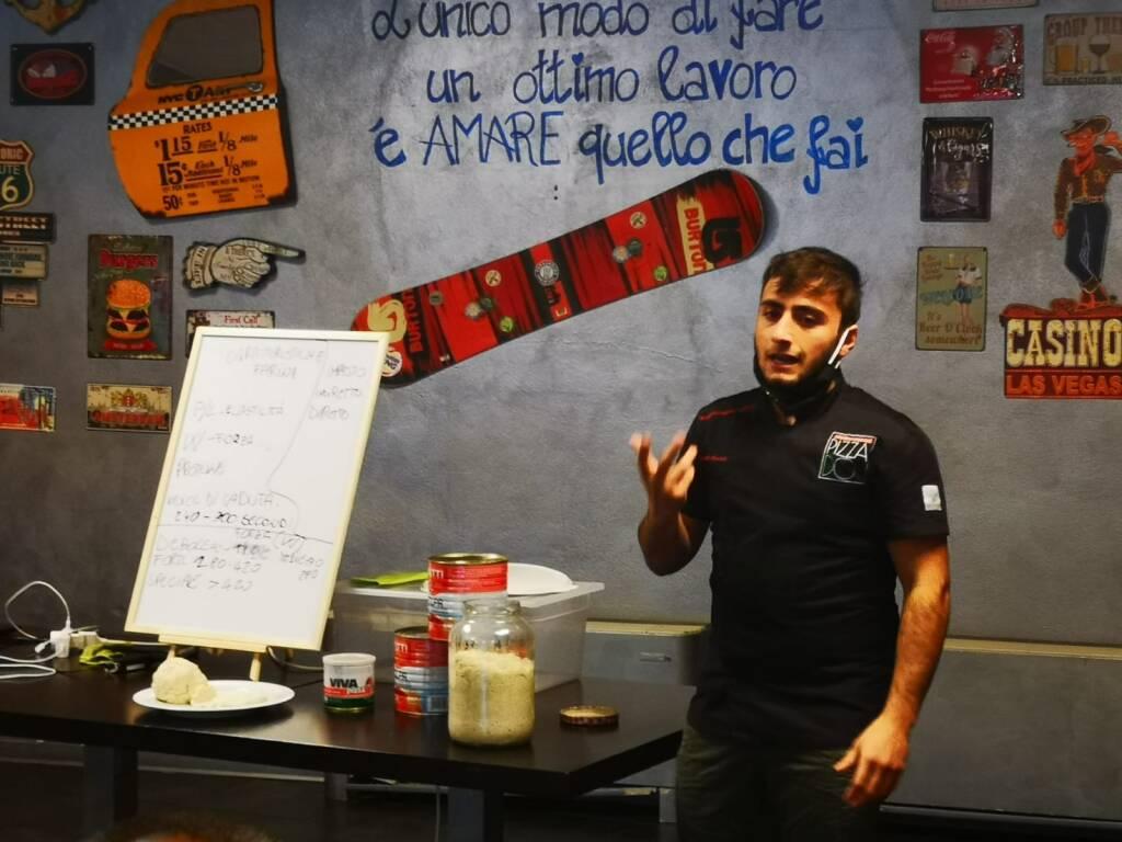 Armando scalella pizzachef