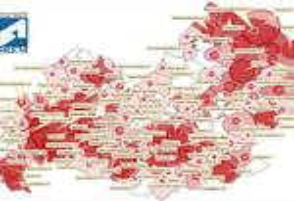 Mappa comuni 15 novembre