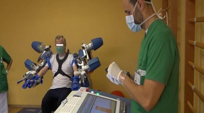 neuromed neuroriabilitazione arti aramis