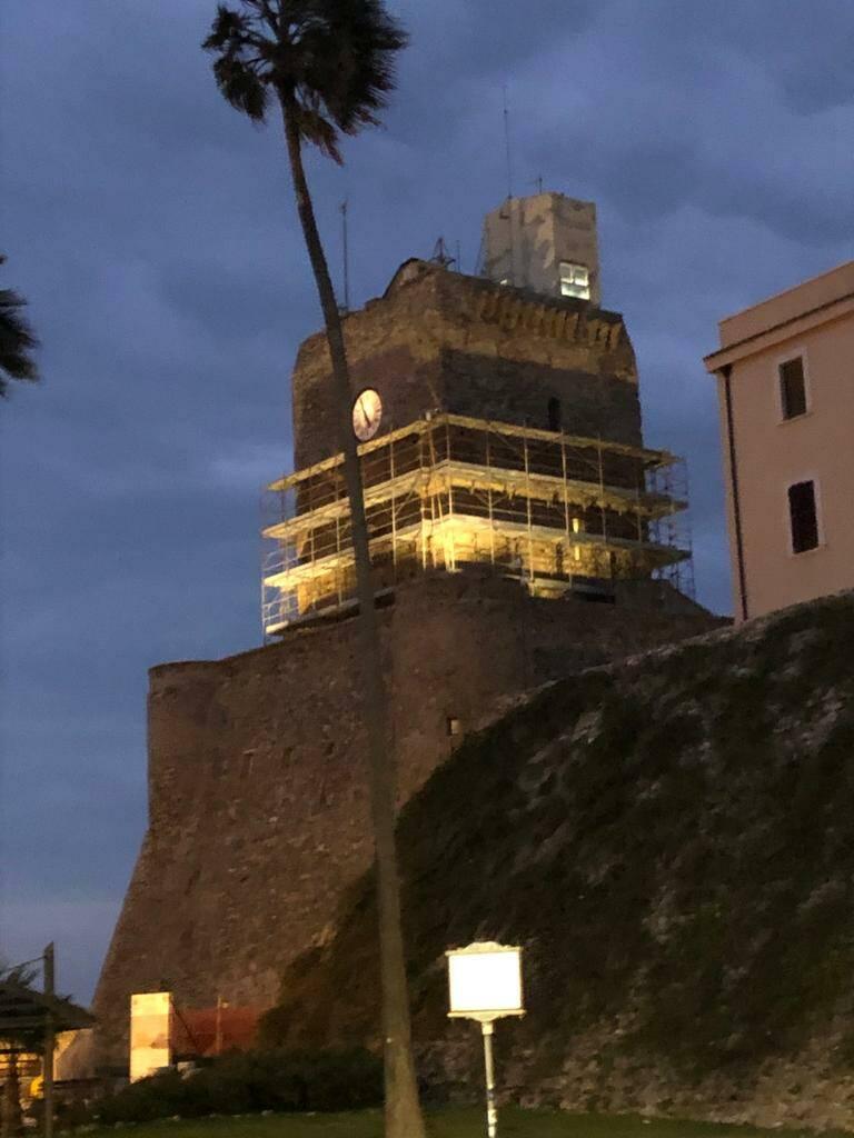 restauro castello svevo