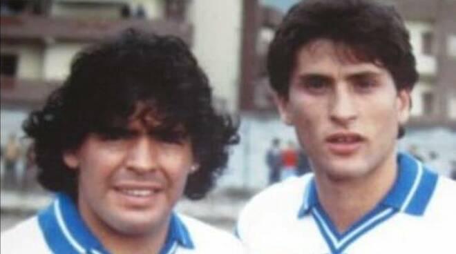 Maradona e Favo