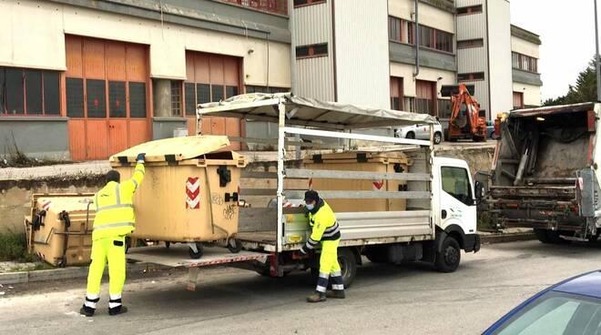 Raccolta differenziata rifiuti Campobasso