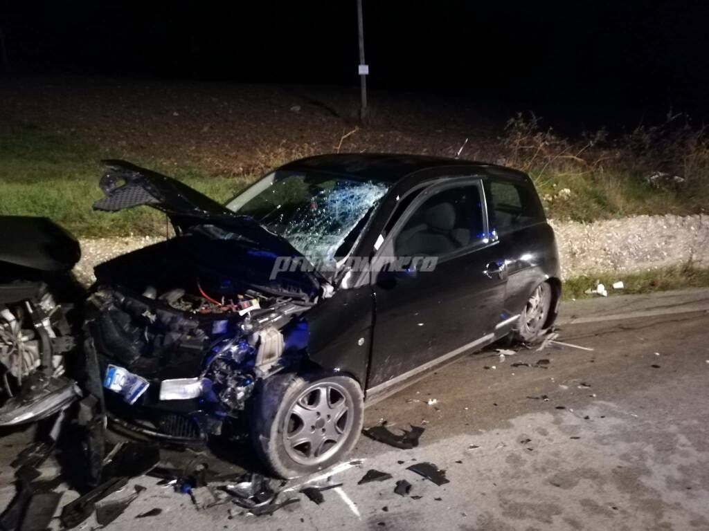 incidente san giuliano del sannio