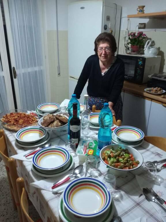 Nonna Antonietta vittima covid