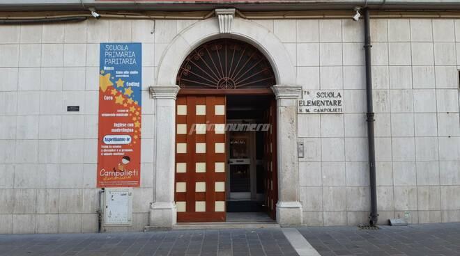 Scuola Campolieti Termoli
