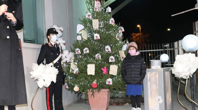 albero legalità carabinieri