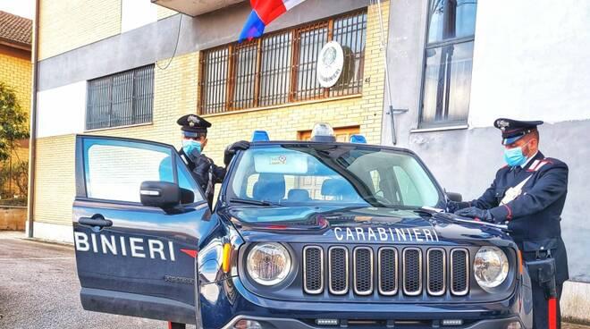 carabinieri mirabello