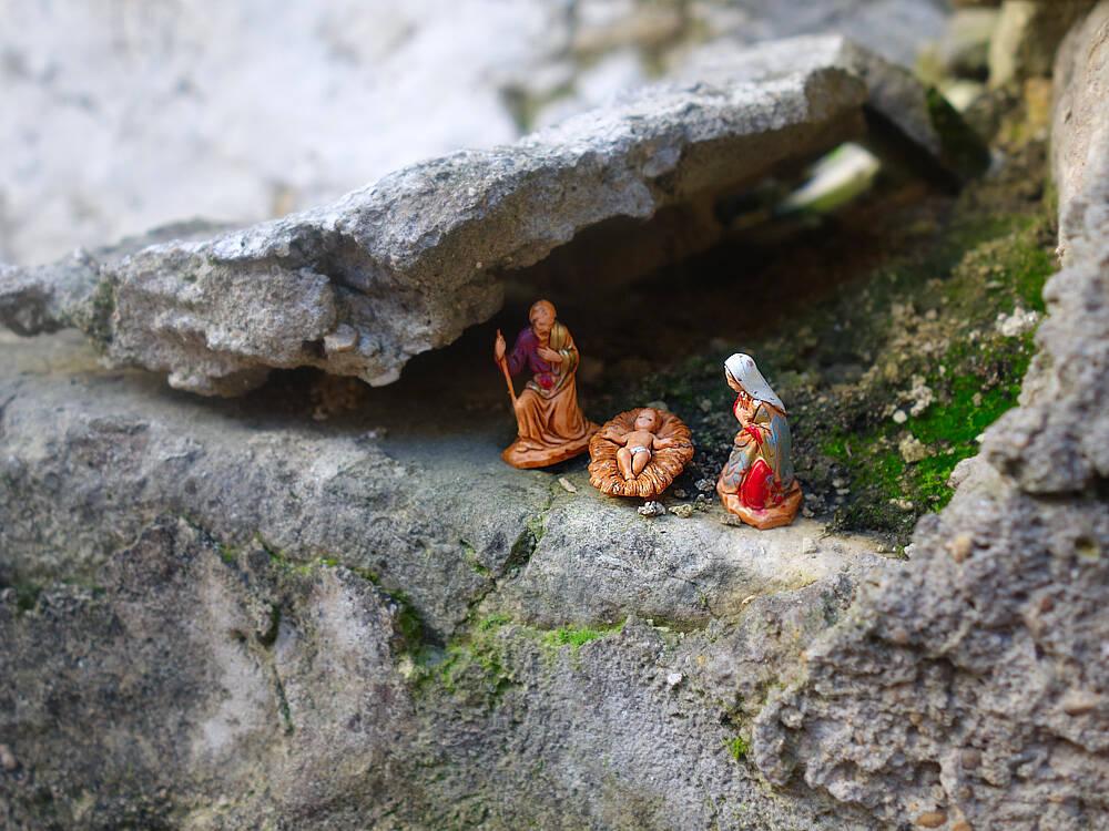 Presepi nascosti a Santa Croce di Magliano