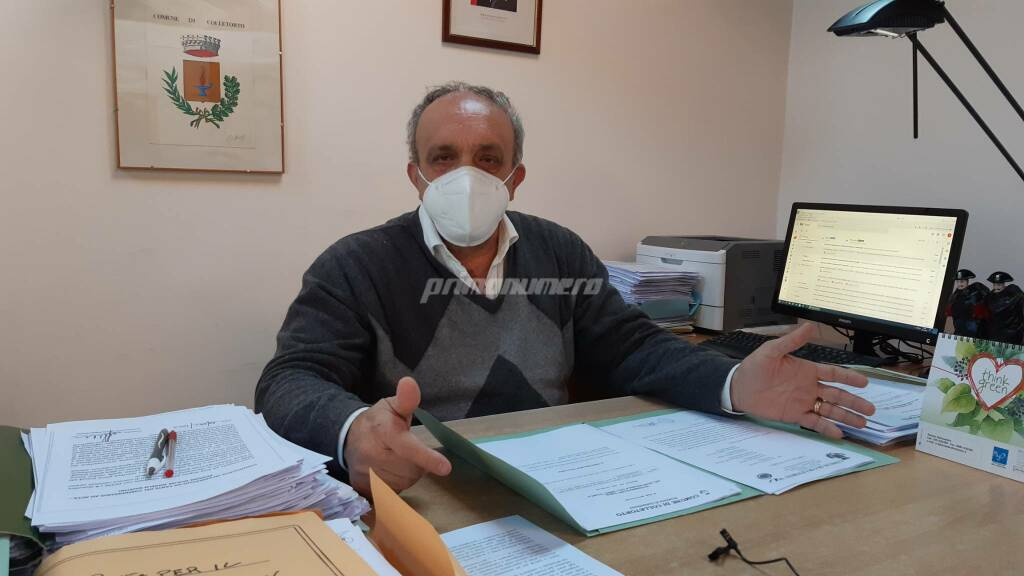 Cosimo Mele sindaco colletorto