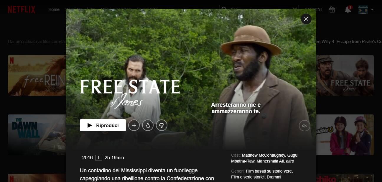 free state jones film