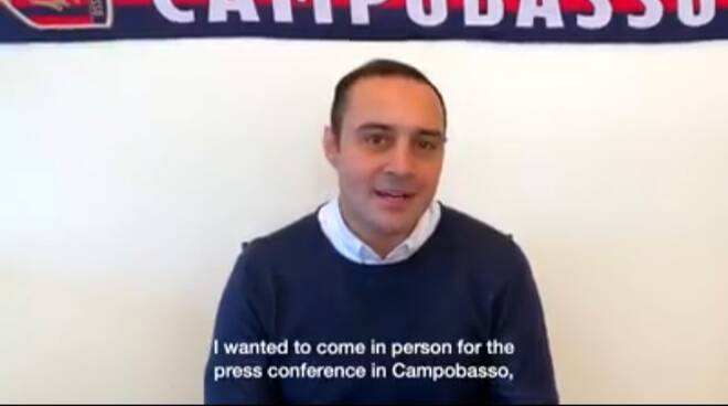 Campobasso calcio Rizzetta