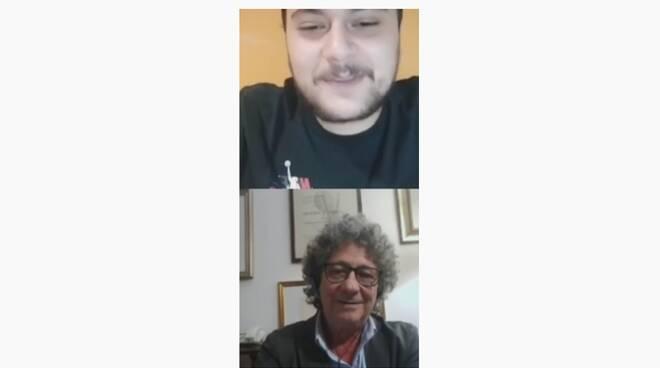 Intervista instagram Riccardo Cucchi