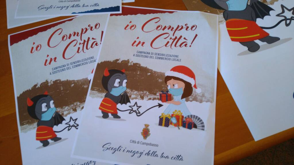 buoni di Natale Campobasso