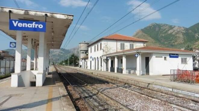 stazione treni Venafro