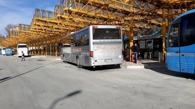 Campobasso terminal autobus