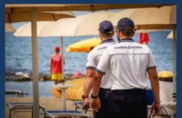 Guardia costiera spiagge