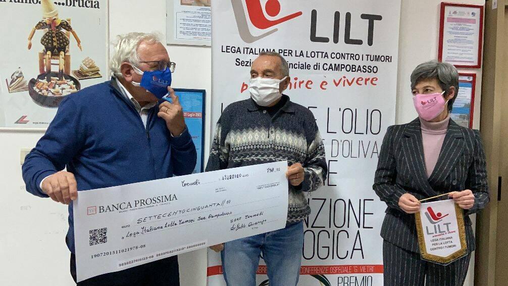 lilt donazione ugaf